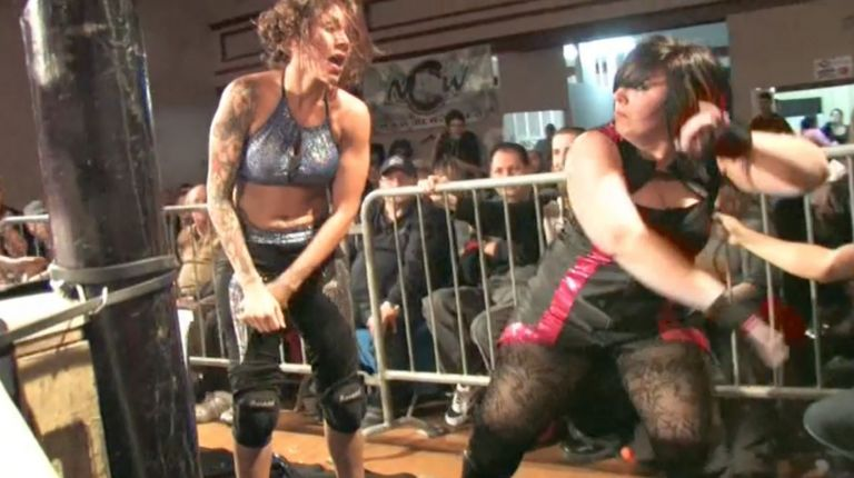 Mercedes Martinez vs. Kalamity