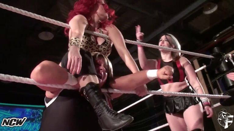Sweet Cherrie vs. Portia Perez vs. Sassy Stephie