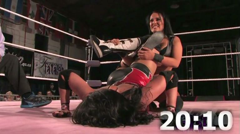 Courtney Rush vs. Cheerleader Melissa