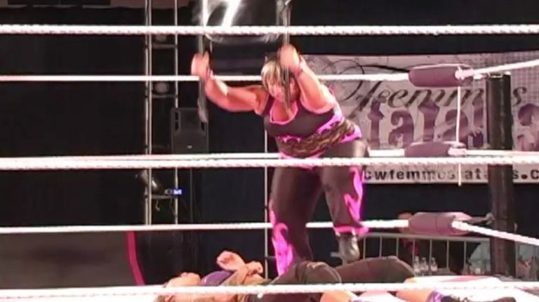 Sweet Cherrie vs. Mercedes Martinez