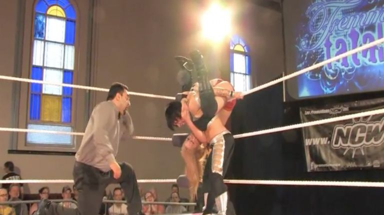 Kimber Lee vs. LuFisto