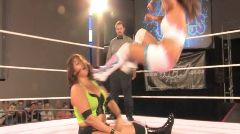 Jody D'Milo vs. Diana Hall