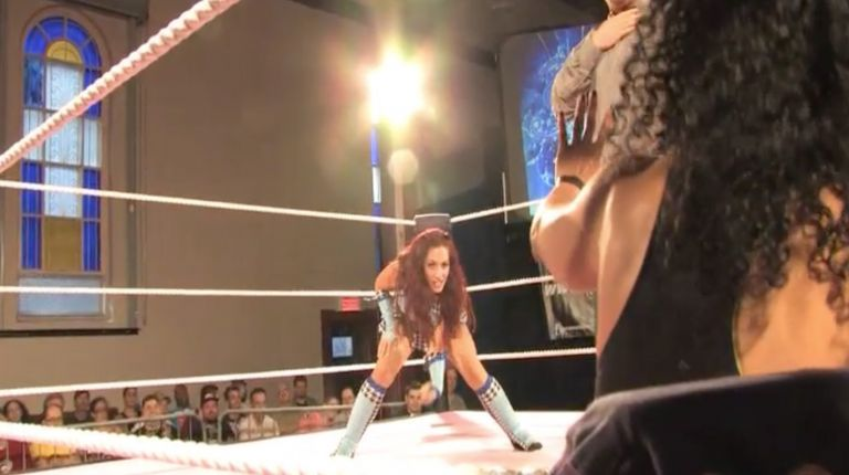 She Nay Nay vs. Veda Scott