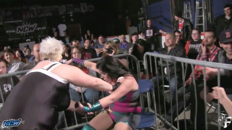 Mary Lee Rose & Kira vs. Bettie Rage & Deziree