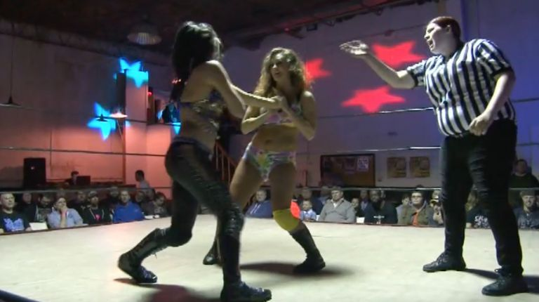 Dominique Fabiano vs. Ashley America