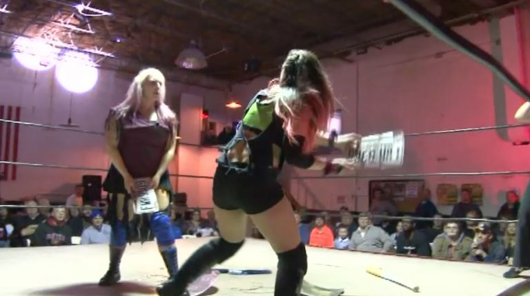 Samantha Heights vs. Heather Owens