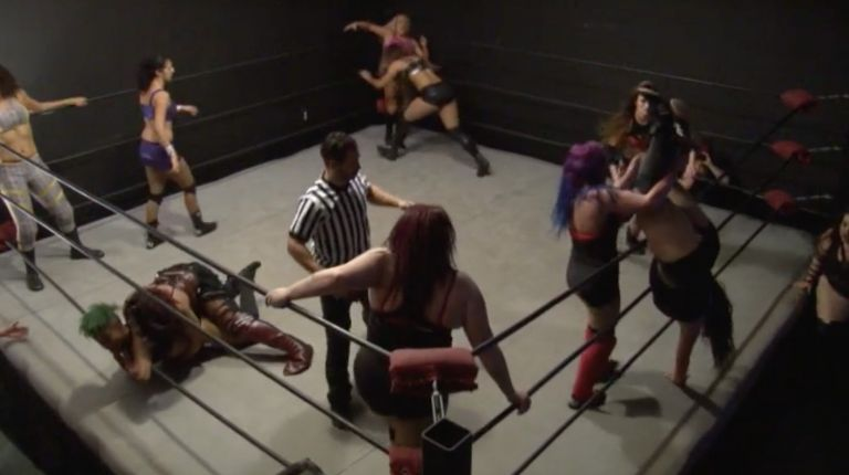 13-Woman Battle Royal