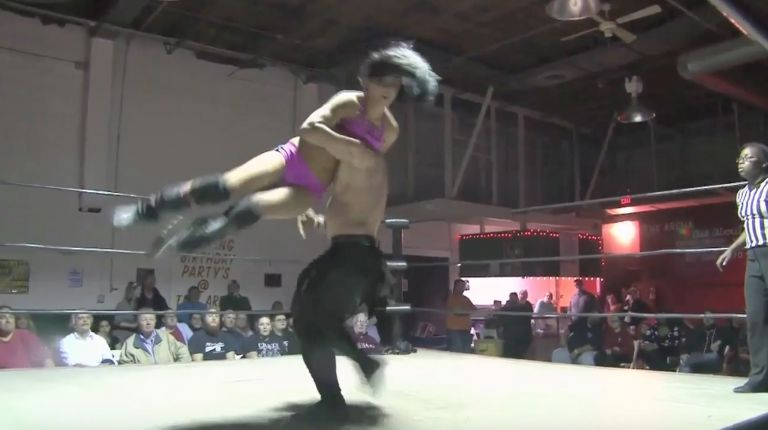 Shane Mercer vs. Dominique Fabiano