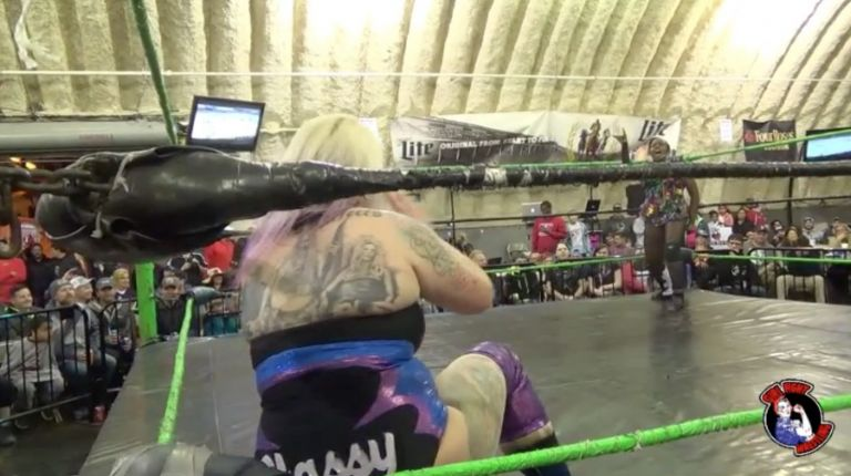 Rudy Jordan vs. Heather Owens