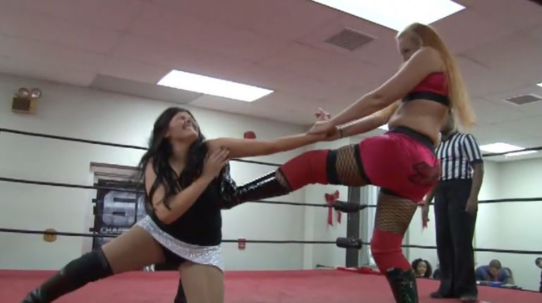 Amanda de la Cruz vs. Amazing Maria