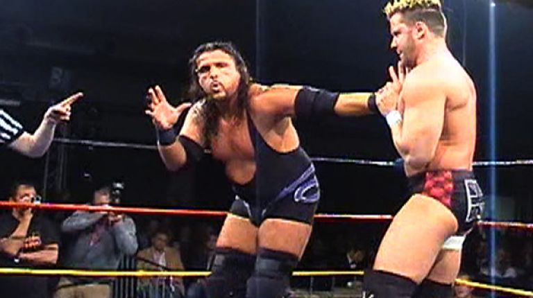 Joe E. Legend vs. Nigel McGuinness