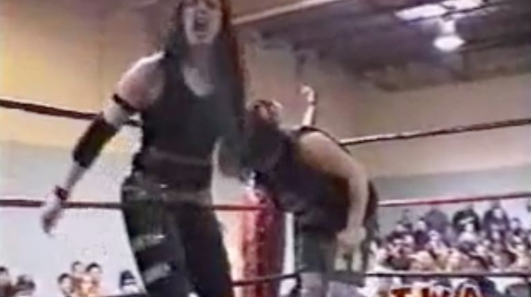 Allison Danger & MsChif vs. Daizee Haze & Mickie Knuckles