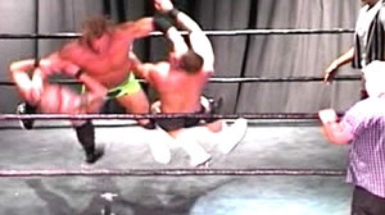 Billy Gunn and Axl Rotten vs. Sal Thomaselli and Eric Priest