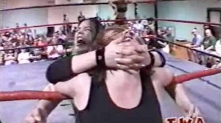 Traci Brooks vs. Daizee Haze vs. MsChif vs. Mickie Knuckles