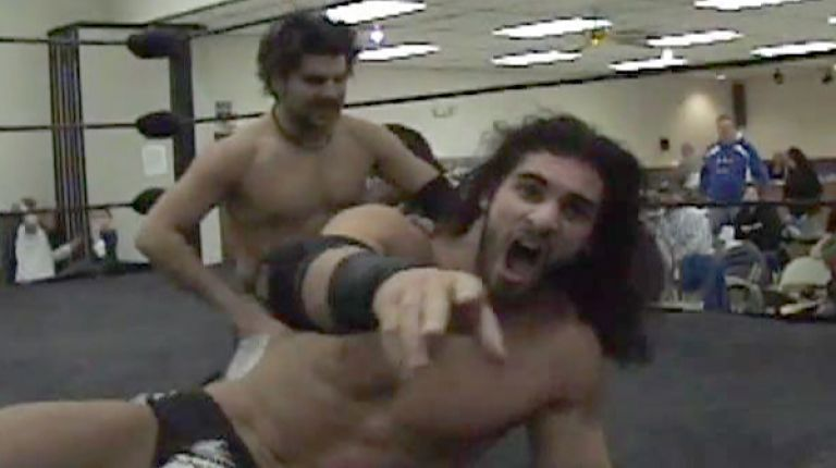 Jimmy Jacobs vs. Tyler Black