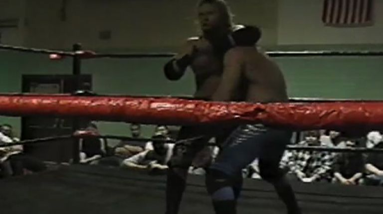 Ace Steel vs. Jerry Lynn