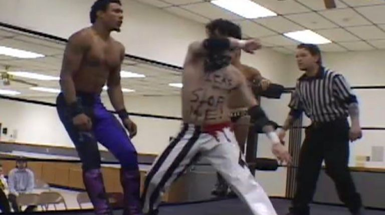 Markus Crane vs. AR Fox vs. Krotch vs. Ashton Vuitton