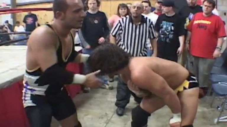 Danny Daniels vs. Truth Martini vs. Chris Sabin