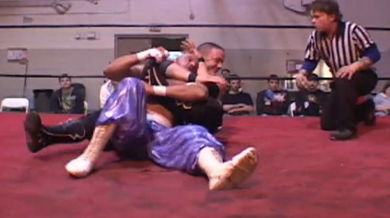Sabu vs. Drake Younger