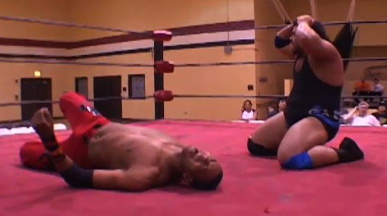 Marshe Rockett vs. Michael Elgin