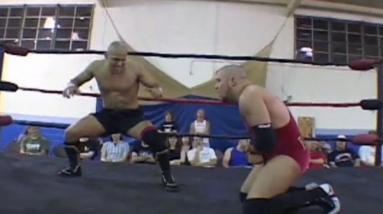 Chuck Taylor vs. Low Ki vs. Brandon Thomaselli
