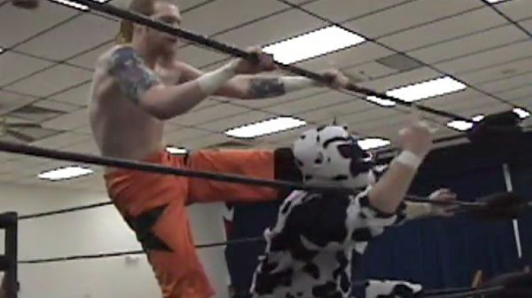 Poodoo the Cow vs. Gary Jay