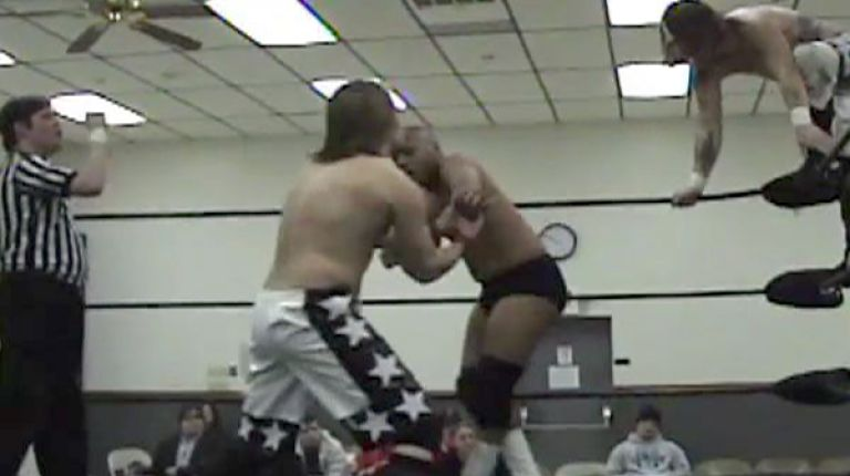 Ryan Phoenix & Bucky Collins vs. Blake Steel & Matt Cage