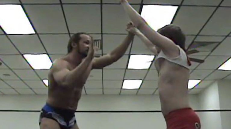 Mark Sterling vs. Dan the Man