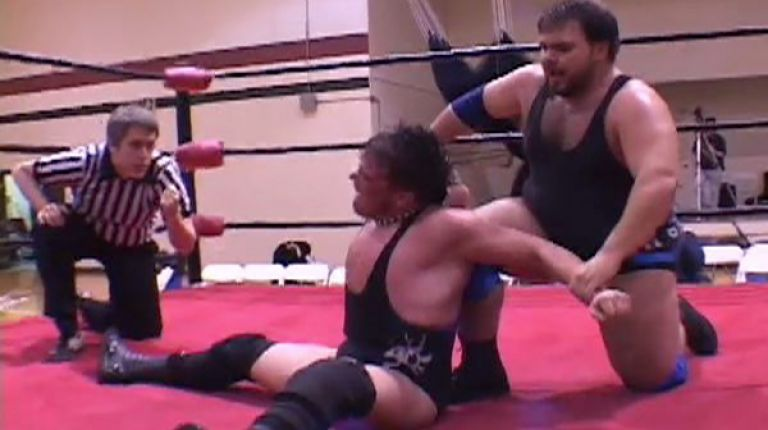 Michael Elgin vs. Sami Callihan