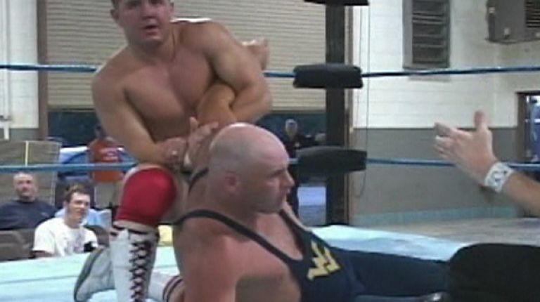 Brad Thomas & Bobby Golden vs. Scotty McKeever & Devon Daniels