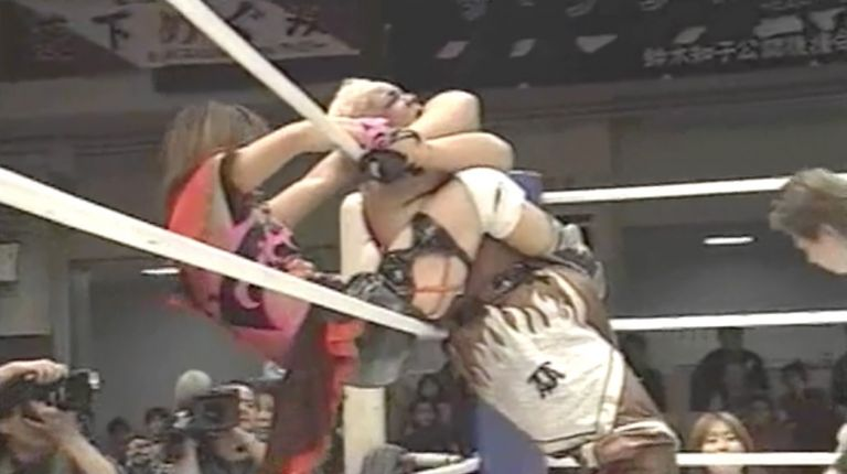 The Bloody vs. Aja Kong