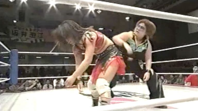 Fang Suzuki vs. The Bloody