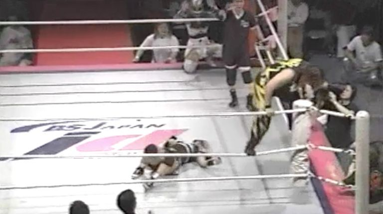 The Bloody & Fang Suzuki vs. Rosetta & Freia