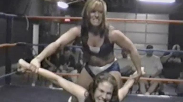 Mercedes Martinez vs. Lexie Fyfe