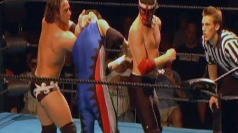 Chris Saban vs. Don Paysan vs. El Generico