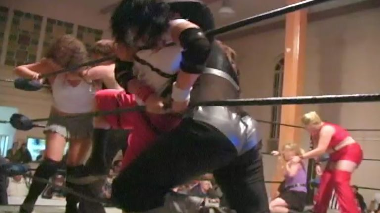 Amazones & Titans 2007 Battle Royal