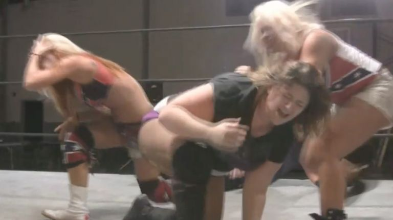 Jessie Belle vs. Solo Darling vs. Black Widow