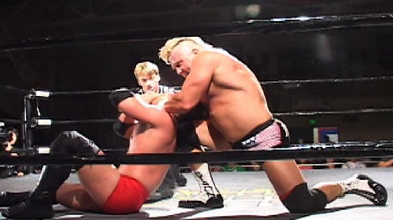 Bison Smith vs. BJ Whitmer