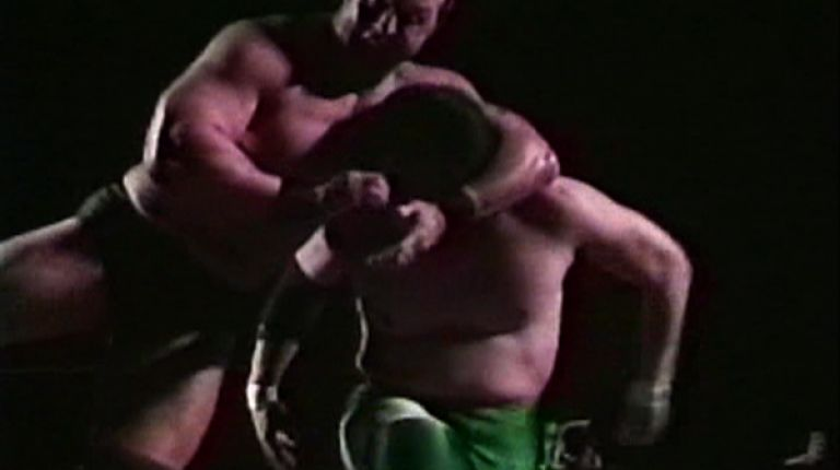 Mitsuharu Misawa & Yoshinari Ogawa vs. Vinnie Massaro & Doug Williams