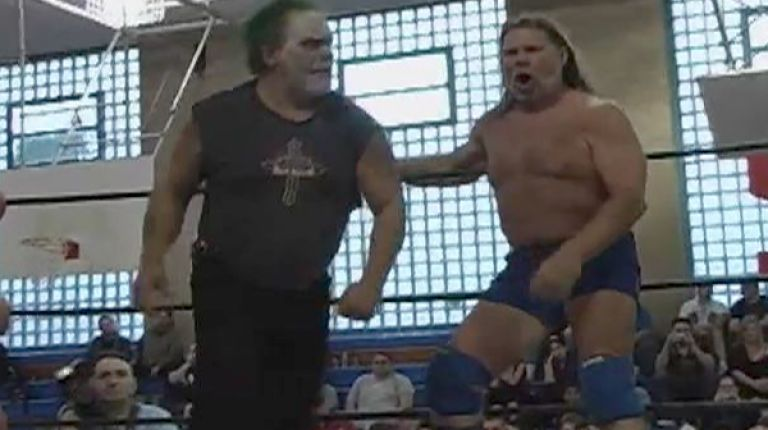 Doink the Clown vs. Hacksaw Jim Duggan