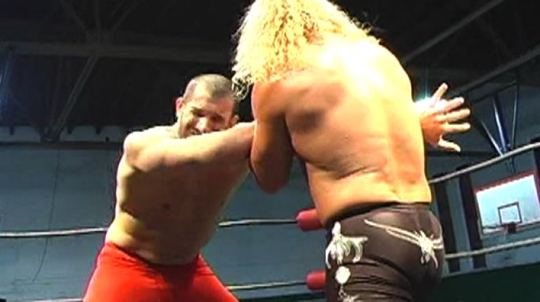 Kevin Matthews & Tommy Suede vs. Jerry Lynn & Kenny Omega