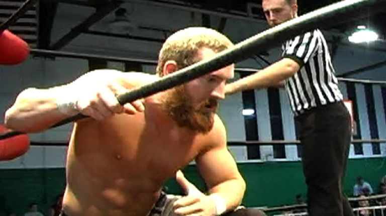 Devon Moore vs. Matt Cross