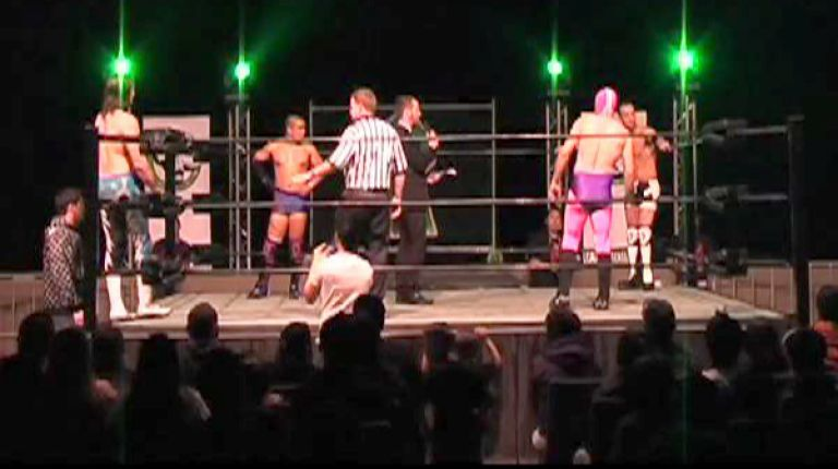 Carlo Cannon vs. Mike Valuable vs. Gene Kelly vs. Jorge Del Homo