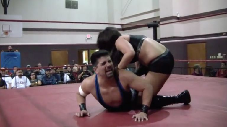 Alissa Flash vs. Rudy Russo