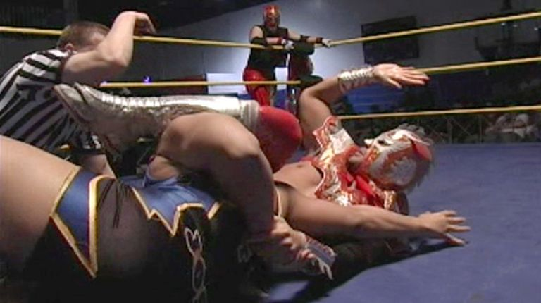 The SAT vs. Ultimo Dragon & Amazing Red
