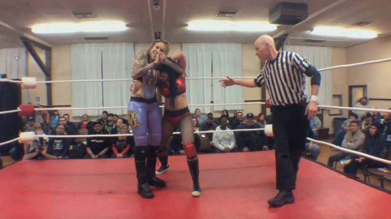 Shotzi Blackheart vs. Mercedes Martinez