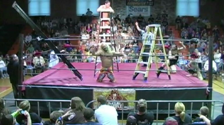 Christopher Silvio vs. Zac Vincent vs. Aaron Draven vs. Jason Kincaid