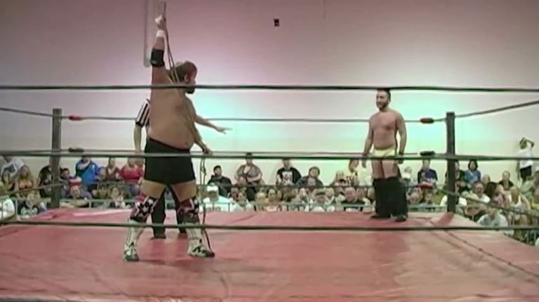 Zac Vincent vs. Jock Samson