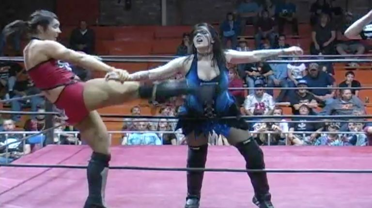 Sara Del Rey vs. Daffney