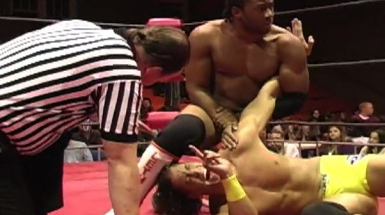Jay Lethal vs. Stevie Richards